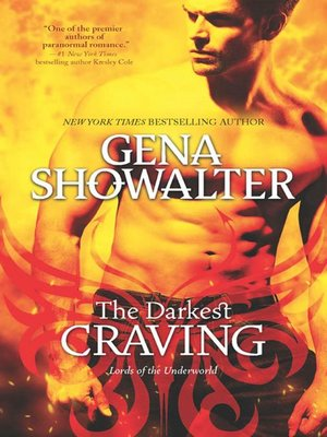 Cover of The Darkest Craving