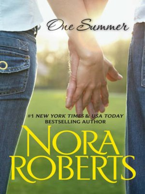 Click this cover for a(n) eBook sample of One Summer