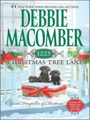 Click this cover for a(n) eBook sample of 1225 Christmas Tree Lane.