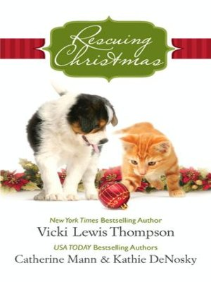 Click this cover for a(n) eBook sample of Rescuing Christmas: Holiday Haven\Home for Christmas\A Puppy for Will