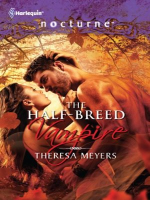 Click this cover for a(n) eBook sample of The Half-Breed Vampire.