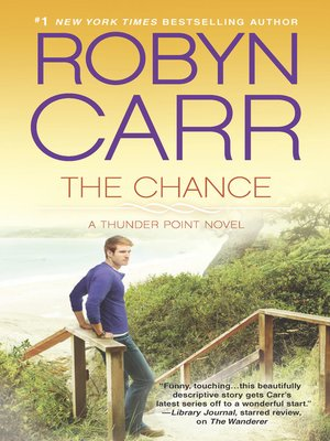 Click this cover for a(n) eBook sample of The Chance.