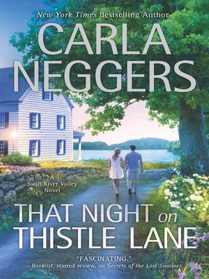 Click this cover for a(n) eBook sample of That Night on Thistle Lane