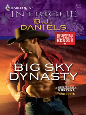 Click this cover for a(n) eBook sample of Big Sky Dynasty