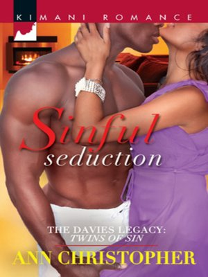 Click this cover for a(n) eBook sample of Sinful Seduction.
