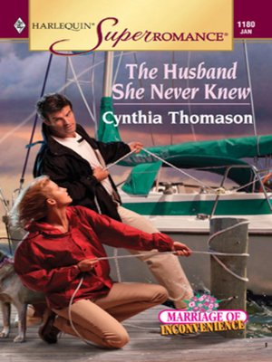 Cover of The Husband She Never Knew