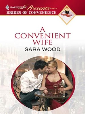 Click this cover for a(n) eBook sample of A Convenient Wife.