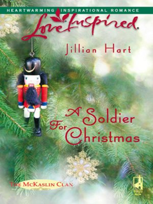 Click this cover for a(n) eBook sample of A Soldier For Christmas.