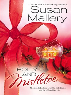 Click this cover for a(n) eBook sample of Holly and Mistletoe