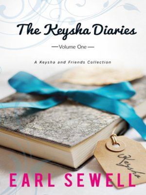 Click this cover for a(n) eBook sample of The Keysha Diaries, Volume One.