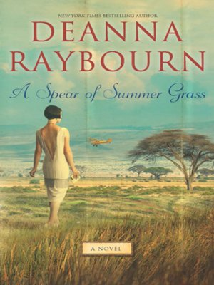 Click this cover for a(n) eBook sample of A Spear of Summer Grass.