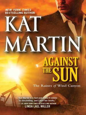 Click this cover for a(n) eBook sample of Against the Sun.