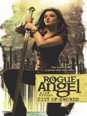Click this cover for a(n) eBook sample of City of Swords.