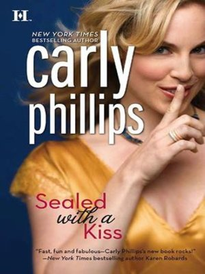 Click this cover for a(n) eBook sample of Sealed With A Kiss