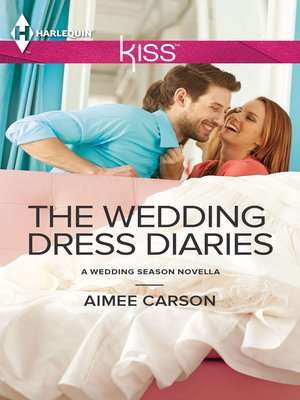 Click this cover for a(n) eBook sample of The Wedding Dress Diaries.