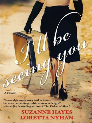 Click this cover for a(n) eBook sample of I'll Be Seeing You.