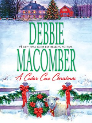 Click this cover for a(n) eBook sample of A Cedar Cove Christmas.