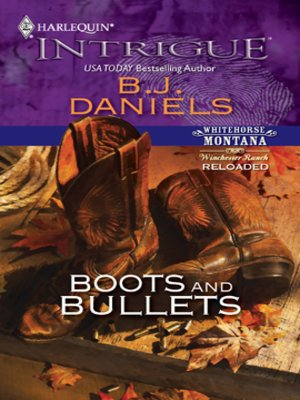 Click this cover for a(n) eBook sample of Boots and Bullets.