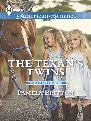 Cover of The Texan's Twins