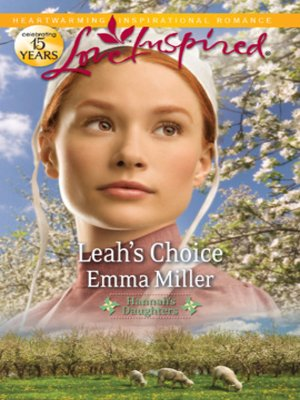 Click this cover for a(n) eBook sample of Leah's Choice.