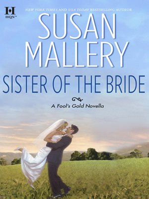 Click this cover for a(n) eBook sample of Sister of the Bride.