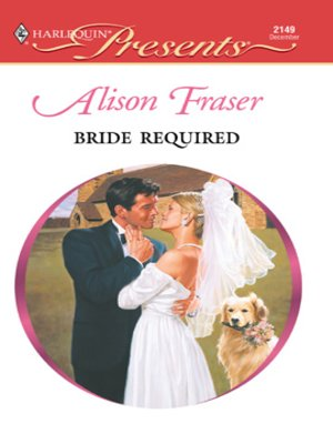 Click this cover for a(n) eBook sample of Bride Required.