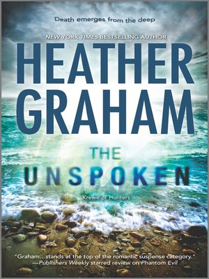 Click this cover for a(n) eBook sample of The Unspoken