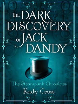 Cover of The Dark Discovery of Jack Dandy