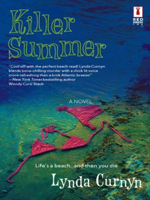Click this cover for a(n) eBook sample of Killer Summer.