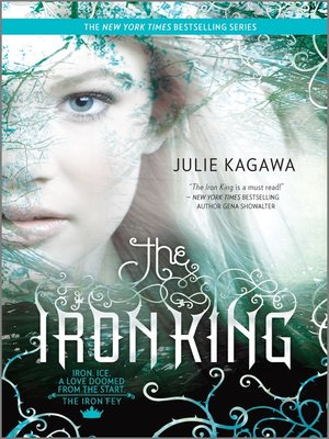 Click this cover for a(n) eBook sample of The Iron King.