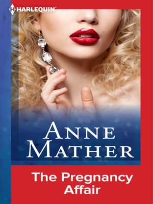 Cover of The Pregnancy Affair