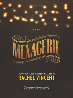 Cover of Menagerie