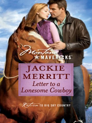 Click this cover for a(n) eBook sample of Letter to a Lonesome Cowboy