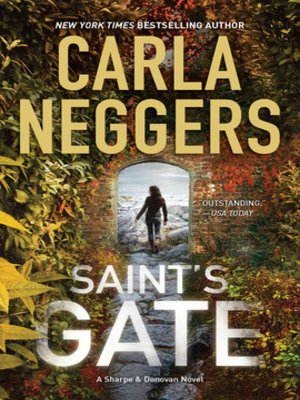 Cover of Saint's Gate: Sharpe & Donovan Series Book 1