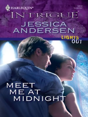 Click this cover for a(n) eBook sample of Meet Me at Midnight.