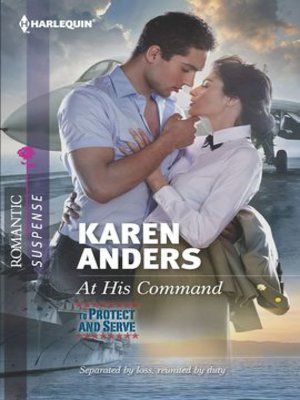 Click this cover for a(n) eBook sample of At His Command.