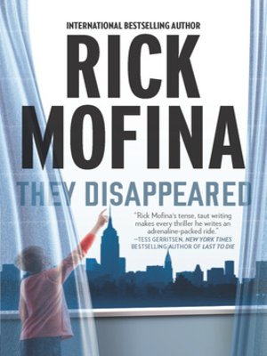 Click this cover for a(n) eBook sample of They Disappeared