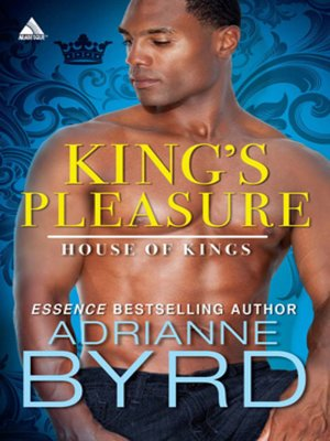 Click this cover for a(n) eBook sample of King's Pleasure