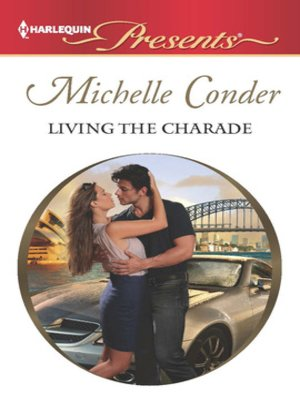 Click this cover for a(n) eBook sample of Living the Charade.