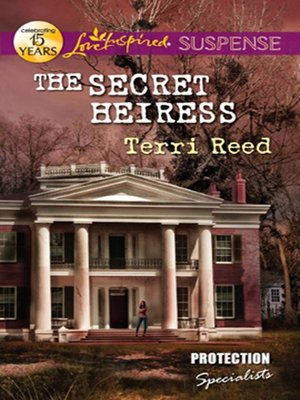 Cover of The Secret Heiress