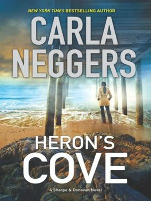 Click this cover for a(n) eBook sample of Heron's Cove