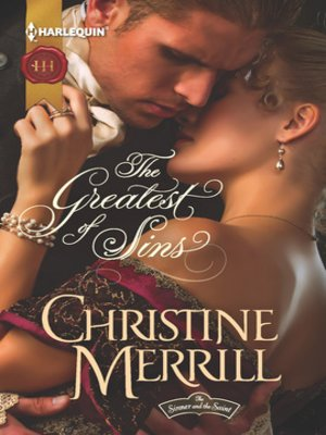 Click this cover for a(n) eBook sample of The Greatest of Sins