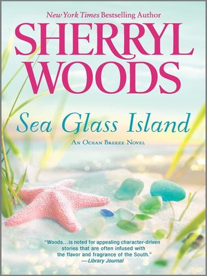 Click this cover for a(n) eBook sample of Sea Glass Island