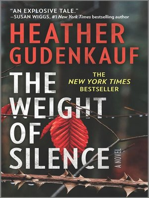 Click this cover for a(n) eBook sample of The Weight of Silence.