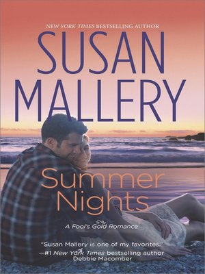 Click this cover for a(n) eBook sample of Summer Nights.