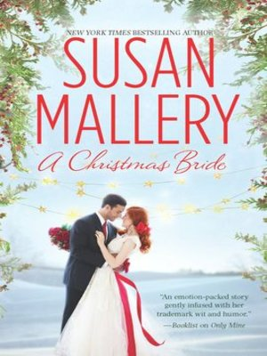 Click this cover for a(n) eBook sample of A Christmas Bride.