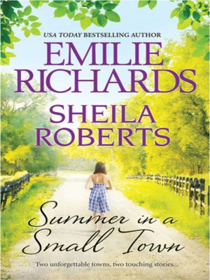 Click this cover for a(n) eBook sample of Summer in a Small Town: Welcome to Icicle Falls\Treasure Beach.