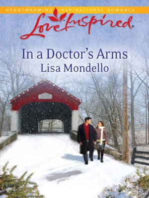 Click this cover for a(n) eBook sample of In a Doctor's Arms