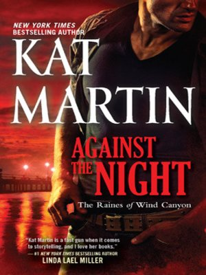 Click this cover for a(n) eBook sample of Against the Night.