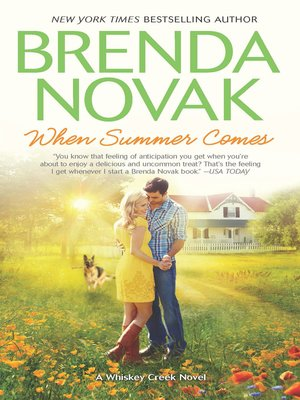 Click this cover for a(n) eBook sample of When Summer Comes.